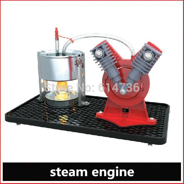 2019 Hot Air Steam Engine Science Educational Toys Steam Engine Experiments Model Building Kits For Children Diy From Topfirst 43 68