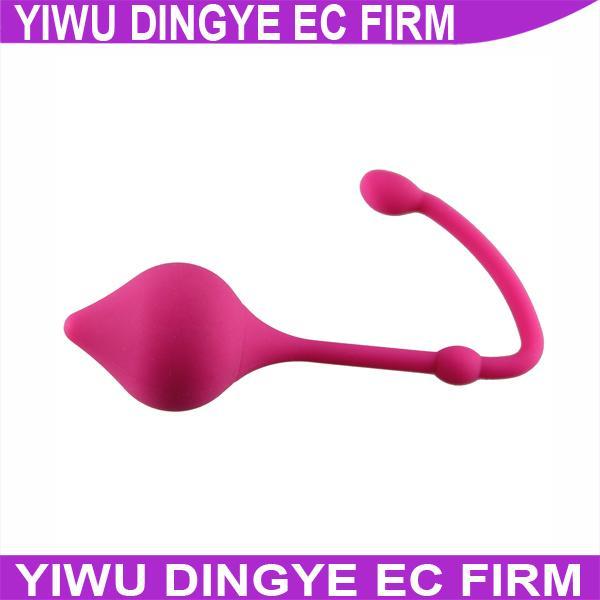 151206 Силиконовые вагинальные шарики Вагинальные упражнения Kegel Balls Ben Wa Balls Сексуальная игрушка для женщин
