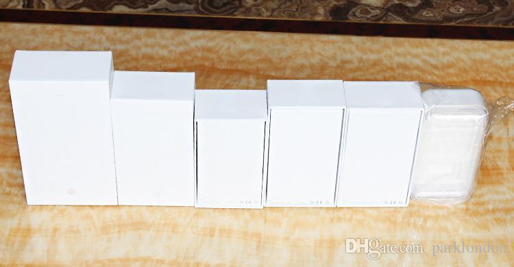 Scatole vuote BOX di telefono cellulare per Iphone 12 mini pro 11 max XS XS mas Iphone 8 più 7 più 6 6s più Samsung S6 + S7 S8 + + S10 + S10e da DHL