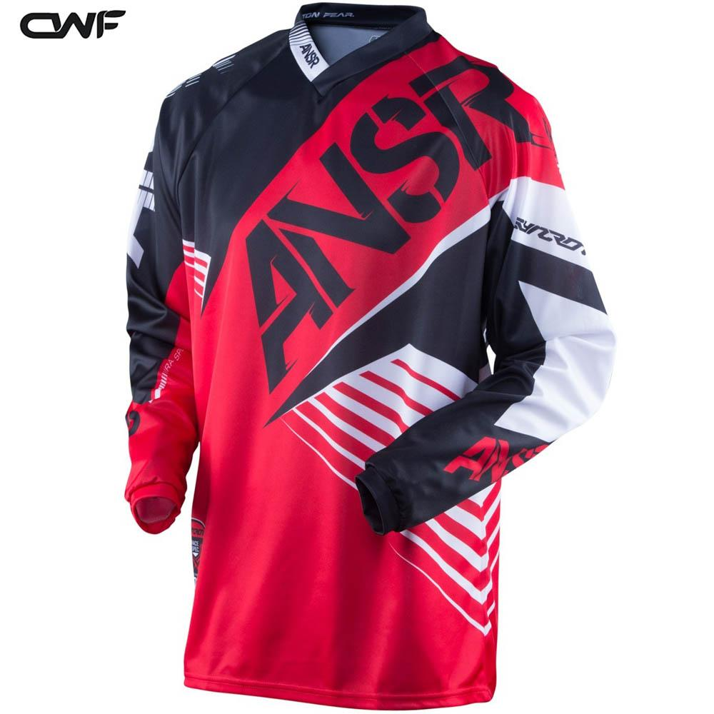 New Arrival For RACEFACE AM RF Motocross Jerseys bike Cycling Racing Motorcycle Bicycle Motor QUICK-DRY Short Sleeve T-shirt
