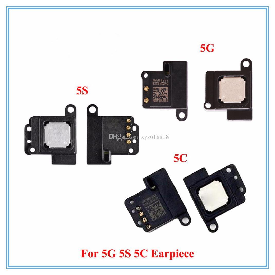 100pcs/lot Earpiece Ear Piece Sound Speaker Listening Receiver For Apple iPhone 4 4S 5 5G 5S 5C SE 6G 6S 6S Plus