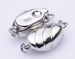 Оптовая красивая жемчужное ожерелье сторона Цянь Хуэй жемчужное ожерелье застежка k015