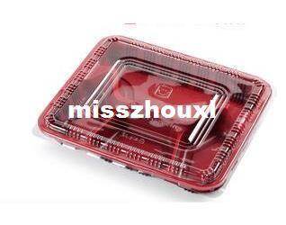 одноразовая коробка для завтрака / одноразовая коробка для еды одноразовая коробка для обеда