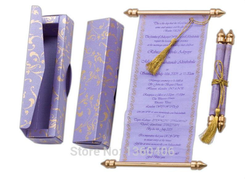 Royal purple floral wedding invitations scroll party card convite de royal purple floral wedding invitations scroll party card convite de casamento wedding favors 2018 from yourdiycards 28141 dhgate mobile filmwisefo Gallery