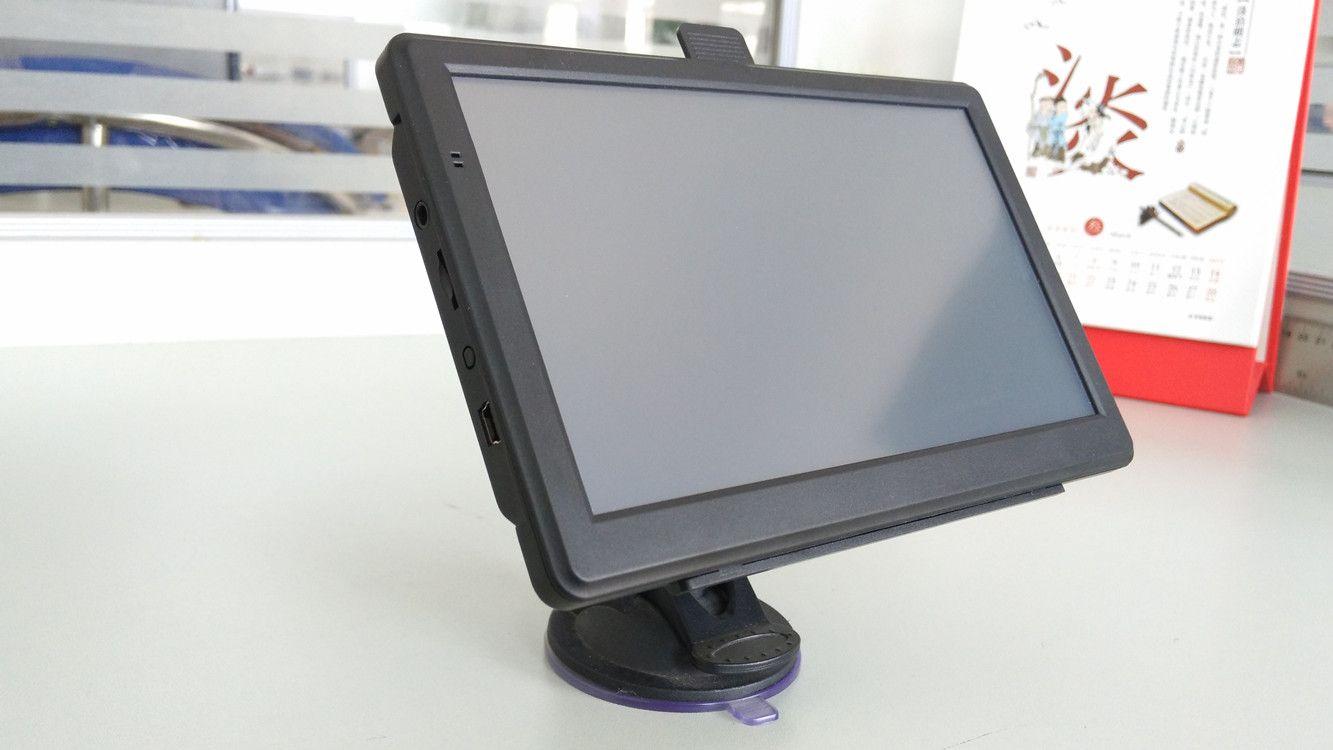 7 بوصة سيارة GPS المستكشف الملاحة 256MB 8GB WinCE 6.0 مع شاشة تعمل باللمس FM 800 * 480 7 مع خريطة