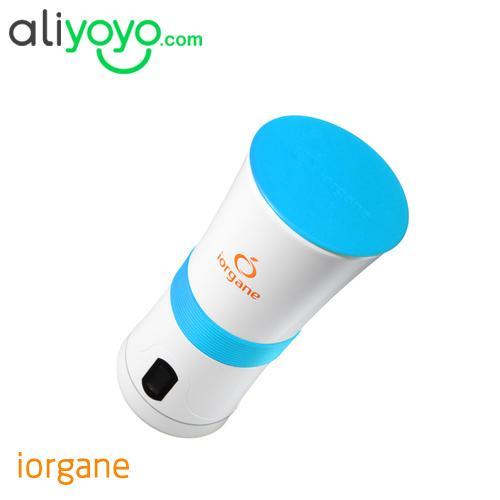 المحمولة كأس Iorgane LCD ذكي كوب ماء مع وظيفة تذكير درجة الحرارة تسجيل APP الذكية كأس Watter كأس