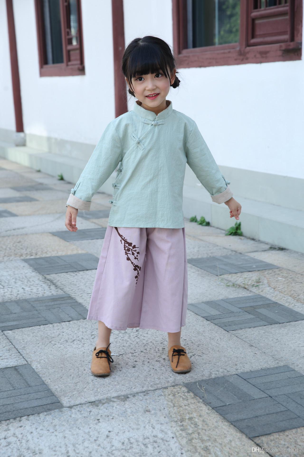 2018 Children S Sets Baby Girls Clothes Outfits Suits New Year