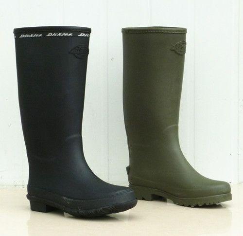 Men Rain Boots Waterproof Knee High