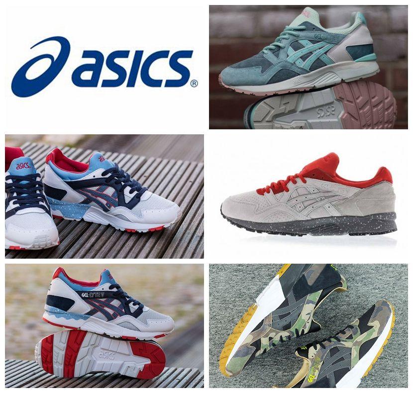 Colors Asics Gel Lyte V5 Running Shoes