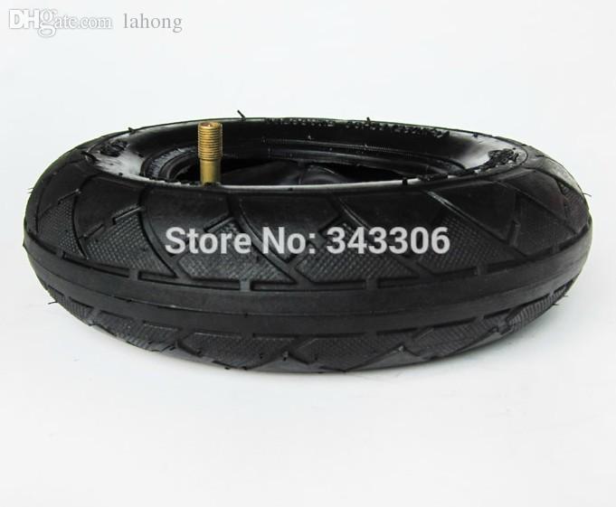Wholesale-200x50 ButyI Inner Tube&Tire Electric Scooter Razor E100 E150 E200 pneu scooter Rollerreifen