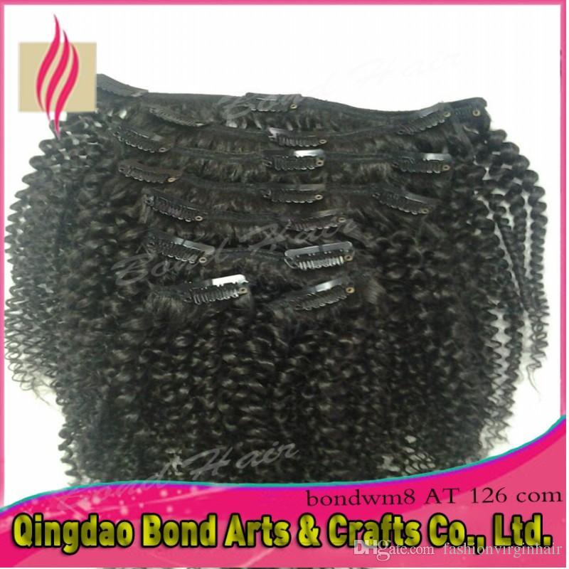 3packs 10 32 Inch Natural Hair Extensions Clip In Brazlian Virgin