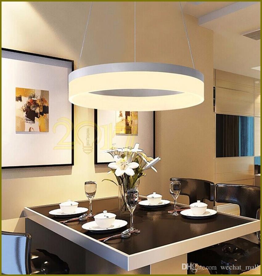 Großhandel 2017 Moderne Led Pendelleuchten Für Esszimmer Lamparas Colgantes  Pendientes Hängende Dekoration Lampe Beleuchtung Pendelleuchte Von ...