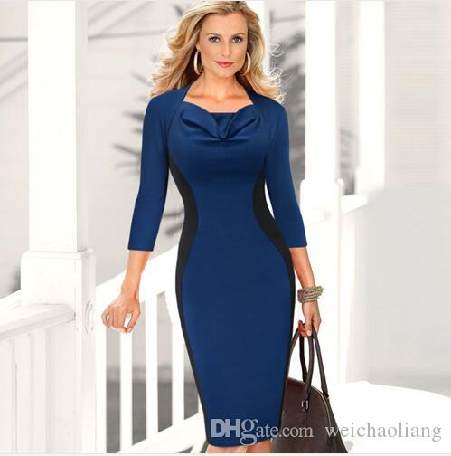 Lcw New Fashion Womens Summer Elegant Sleeveless Ruched Colorblock Optical Illusion Party Wear to Work Casual Bodycon Sheath Dress