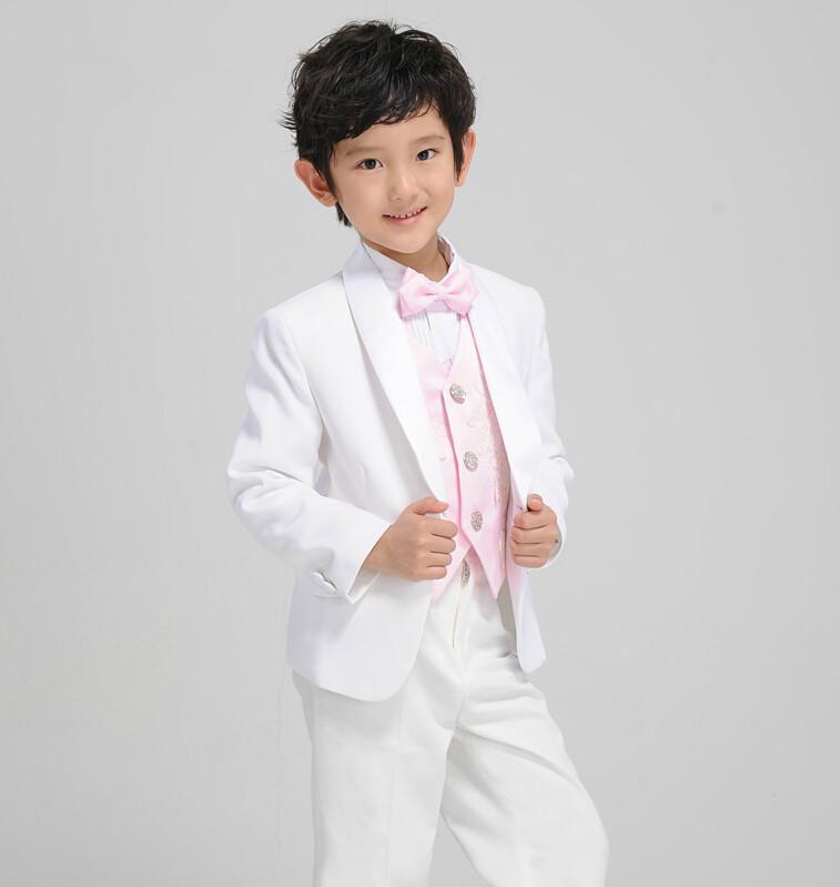 2015 мальчиков костюм куртки цветок мальчик костюмы Маленькие дети костюм костюмы для формального и в отдельных случаях свадьба носить партии