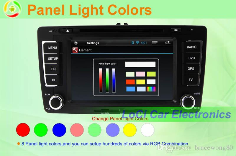 Seat-Ibiza-android-multimedia-player-system-navigation-Light-Color