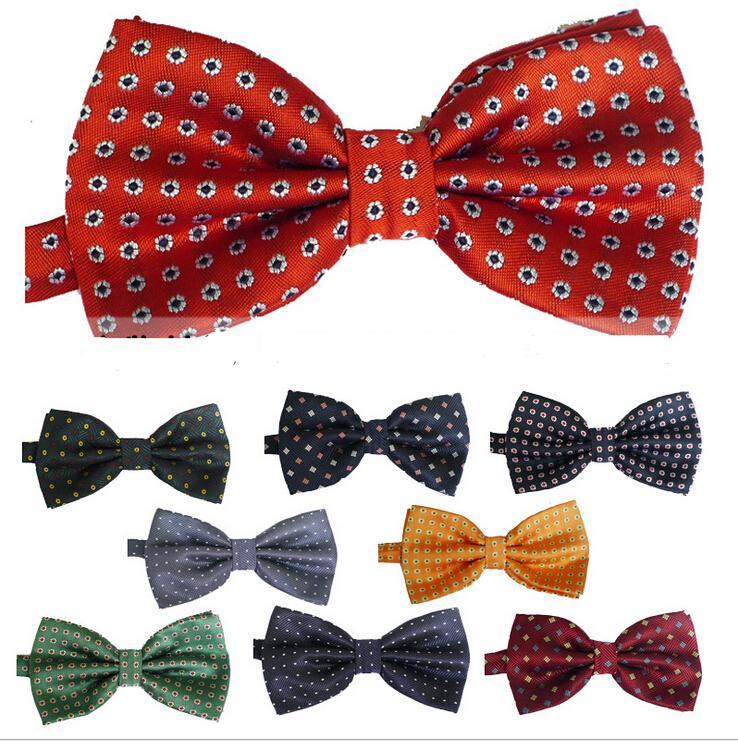 النقاط الجديدة قطاع lepord الأزياء بووتيس الرجال العلاقات الرجال بابيون الرجال القوس التعادل لون نقي النساء سيدة ربطة