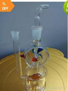 Hookah atacado - Moinho de vento de vidro Hookah, enviar acessórios