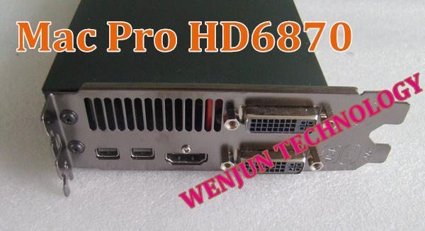 Ati 6870 for mac high sierra