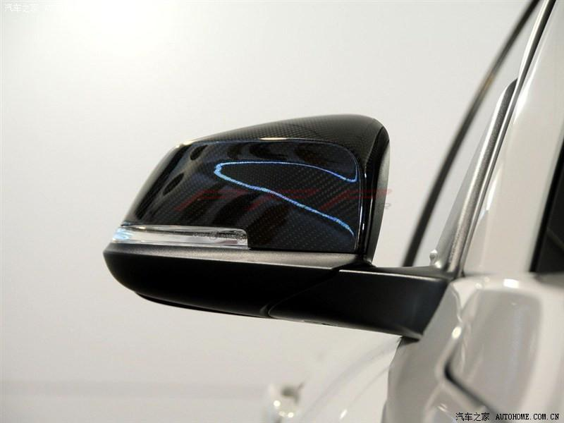 Стайлинга автомобилей зеркало заднего вида обложка углеродного волокна бесплатно добавить На для BMW F22 F23 2 серии 218i 220i 228i M235i 2014 2015