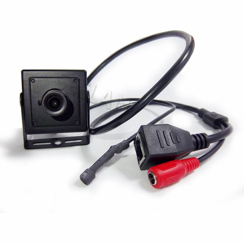 720P Mini IP Audio video Camera Home Security Pinhole Camera IP Camera microphone camera Low Lux Support P2P Plug and Play