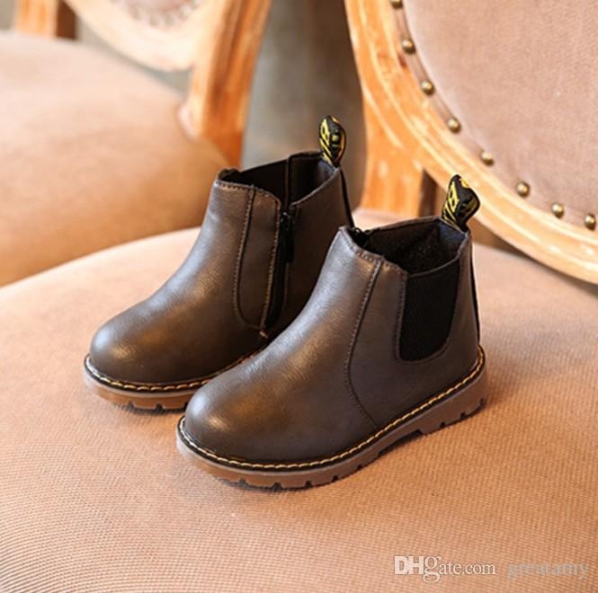 Kids Autumn Baby Shoes For Children