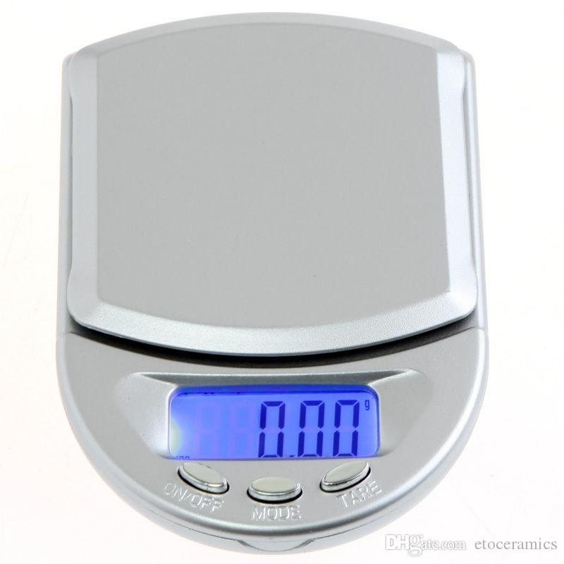 Digital Diamond Scale Mini LCD Pocket Jewelry Gold Gram, 500g/0.1g 100g/0.01 200g/0.01 US STOCK Usually ships same day
