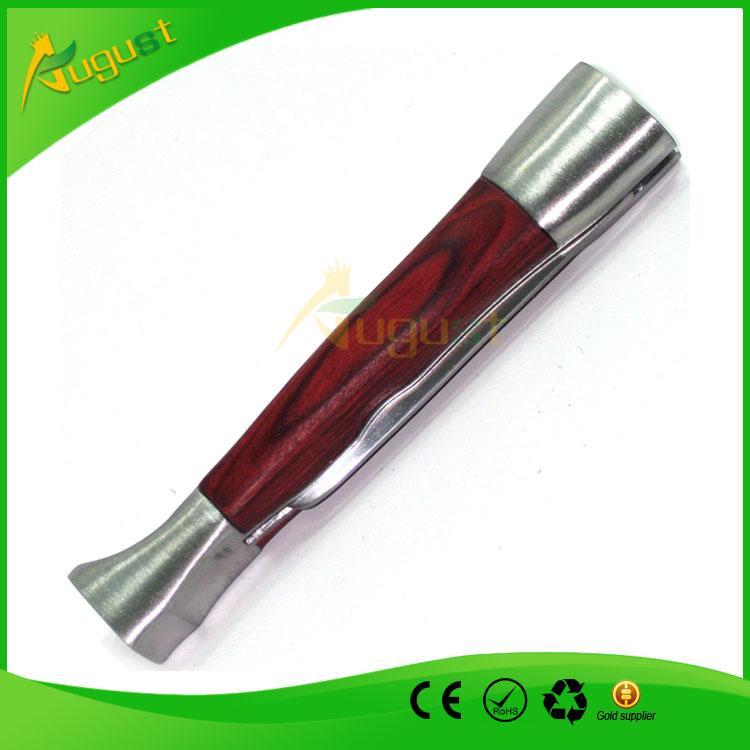 Sigara boru sigara metal ahşap boru temizleyici aracı bıçak kiti tıklayın n vape bir toke gizlice