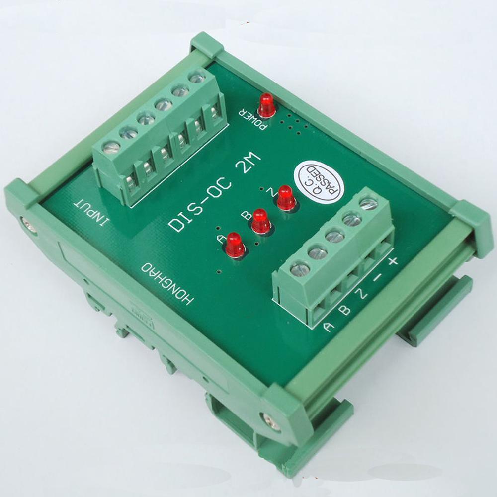 3 Kanal Servo Kodlayıcı Diferansiyel Sinyal toplayıcıya Dönüştürücü 2MHz
