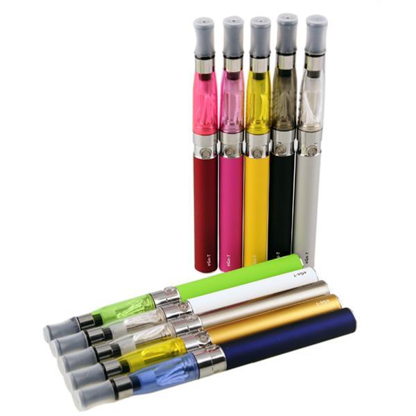 Newest Ego-t CE4 Blister kits 650mah 900mah 1100mah ego battery 1.6ml detachable E Cigarette CE4 atomizer Starter Kits