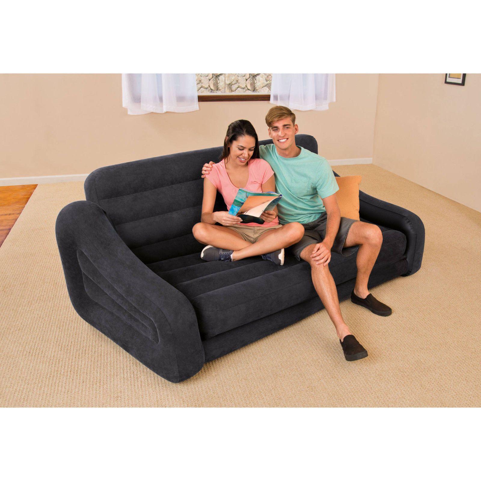 Canapé-lit Sofa sectionnel Sleeper Futon Meubles de salon NOUVEAU