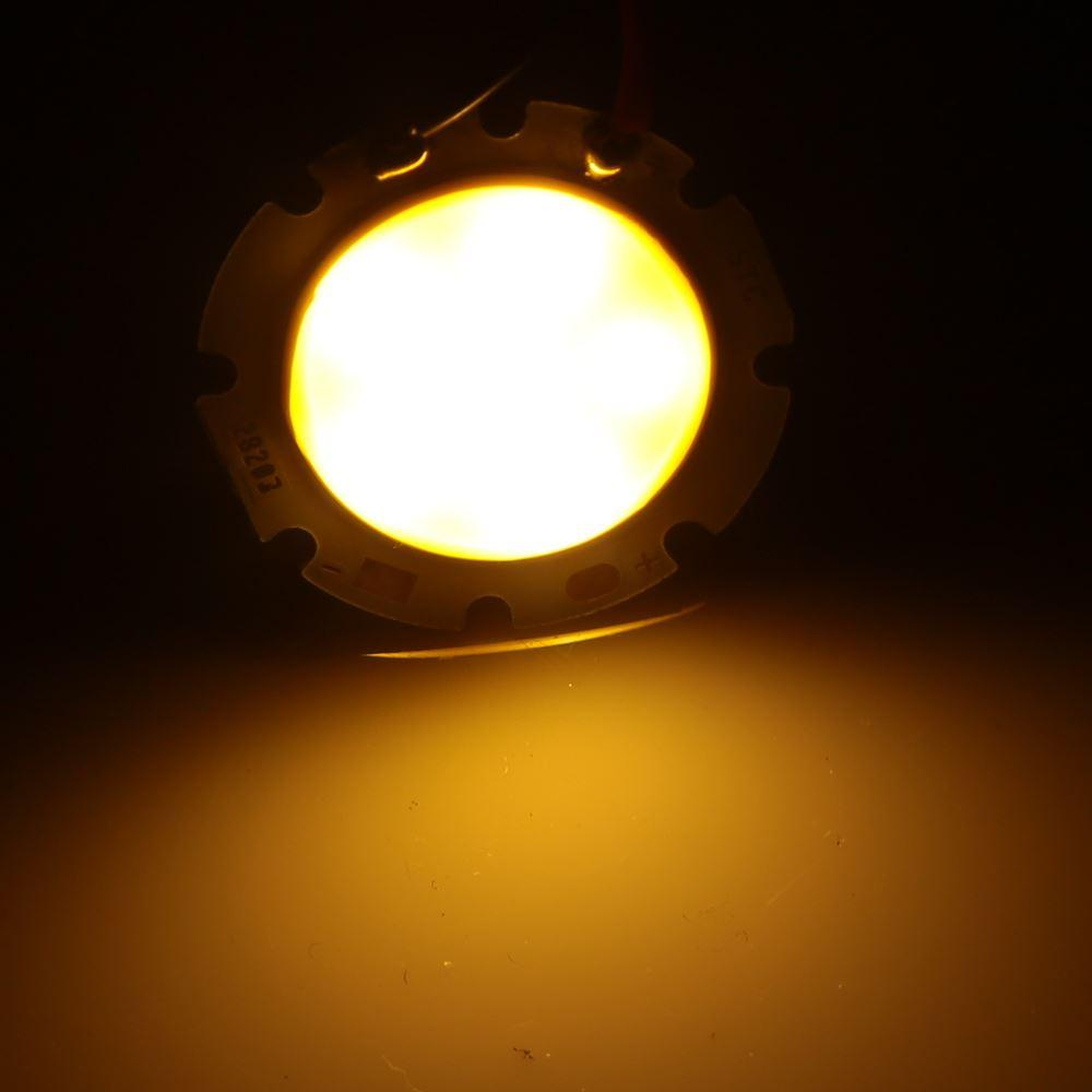 Großhandel 3W 9-10V DC LED Runde COB Chip Licht Lampe mit Draht ...