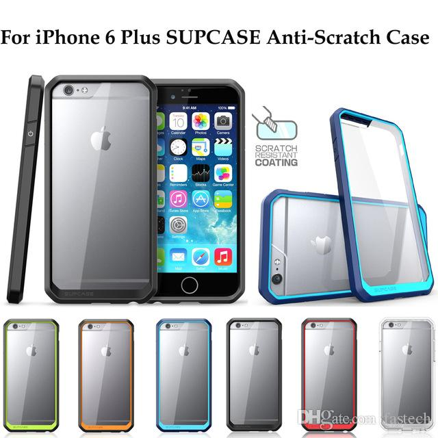 Unicorn Beetle Hybrid Colorful Bumper Case Clear TPU + PC Case For iPhone 6 6S Plus iphone 5s Samsung Galaxy S6 edge plus Note 5 free DHL