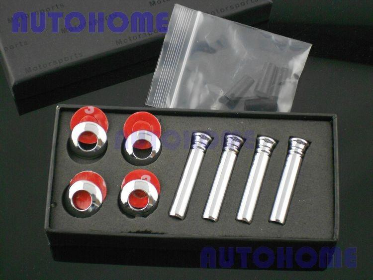 M Tech Stainless Steel Car Lock Modified Door Pin FOR BMW (4)