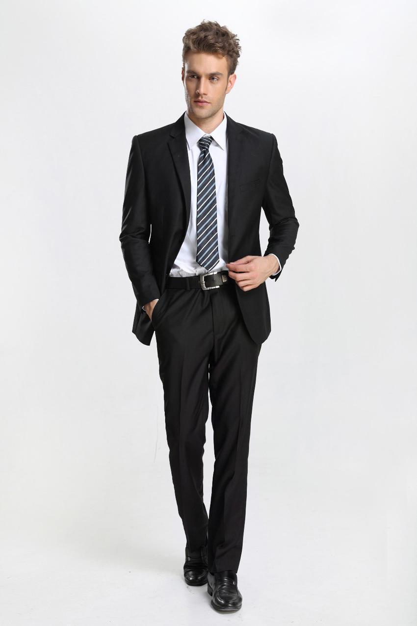 새로운 디자인 유행 잘 생긴 남자 정장 새로운 스타일 높은 품질 비즈니스 남자 정식 드레스 맞춤형 된 겨자 한 벌 2 조각 세트