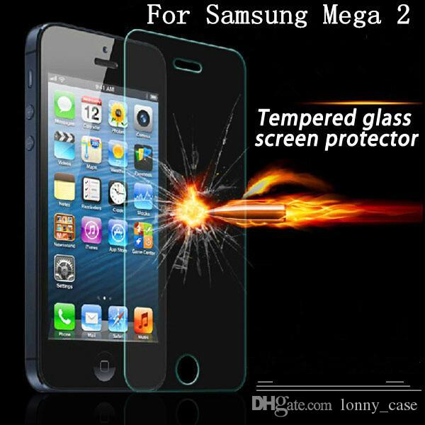 Для Samsung Grand Prime G5308 G5306 G5309 G530 Закаленное стекло Защитная пленка для экрана для Mega 2 G750 G750F G7508Q