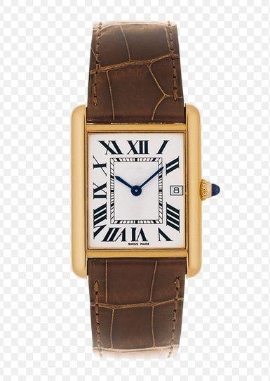 패션 남성 여성 시계 골드 케이스 화이트 다이얼 시계 석영 일 027 무료 배송 시계