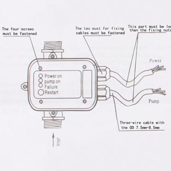 pump pressure control switch wiring diagram 2020 high quality automatic water pump pressure controller  2020 high quality automatic water pump