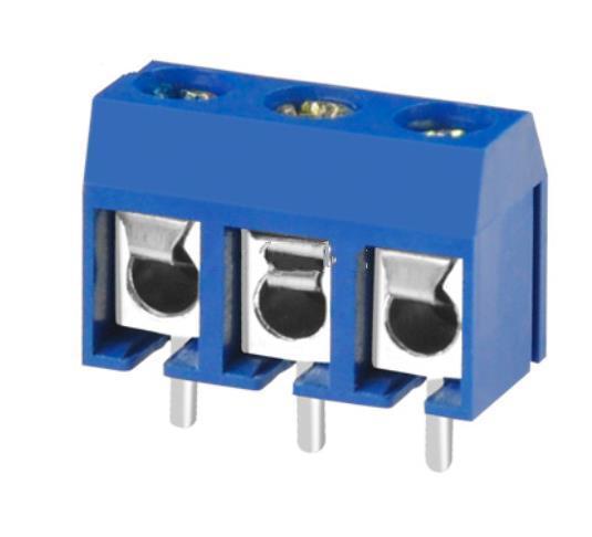 """KF301-5.0-2P + KF301-5.0-3P KF301 """"-"""" Vis 5.0mm Pin droit Connecteur de bornier à vis"""