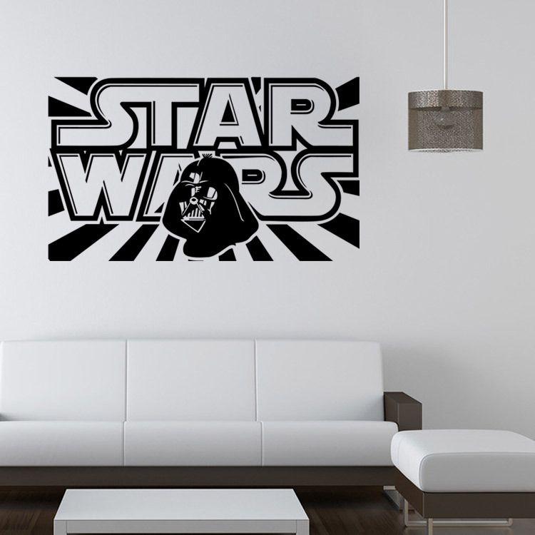 Beautiful Star Wars Wall Stickers Uk