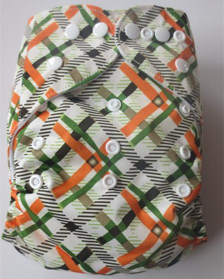 2015 Best Diaper Baby Printed Nappy Waterproof PUL Reusable Cloth Baby Nappy