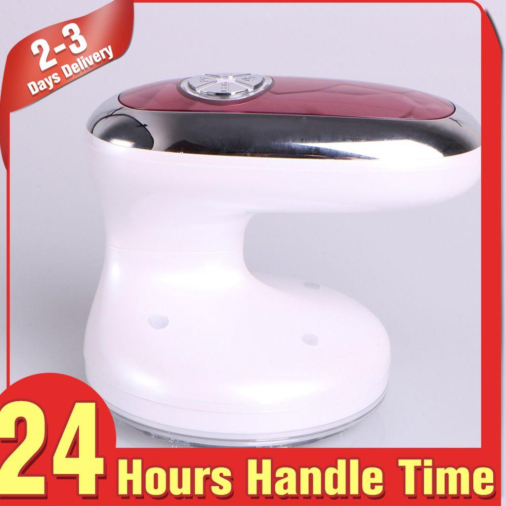Portátil de uso doméstico ultra-cavitação RF emagrecimento pele aperto máquina beleza função recarregável Massagem Celulite tratamento