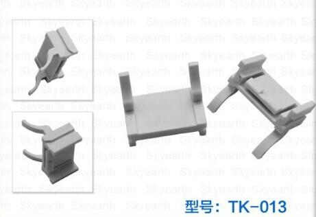 TK013 Free shipping 2pieces H7 for HID Xenon Bulb Adapters Holders For American Vehicle Fo** aftermarket HID lamp