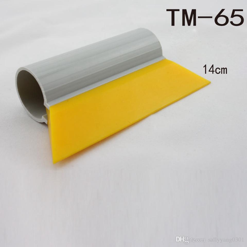 ferramenta de aplicação carro Big 14 centímetros de tubo turbo rodos Decal Enrole aplicador tubo rodo MO-65G toda venda