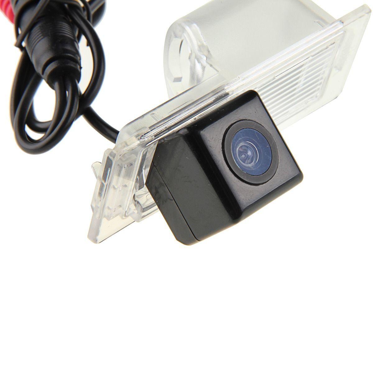 Para Cadillas SRX 2009-3013 / CTS 2007-2013 carro Câmera de Visão Traseira / Back Up Estacionamento Câmera HD CCD Night Vision