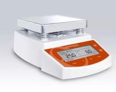 Marka Yeni Dijital Termostatik Sıcak Plaka Manyetik Karıştırıcı Mikser MS400