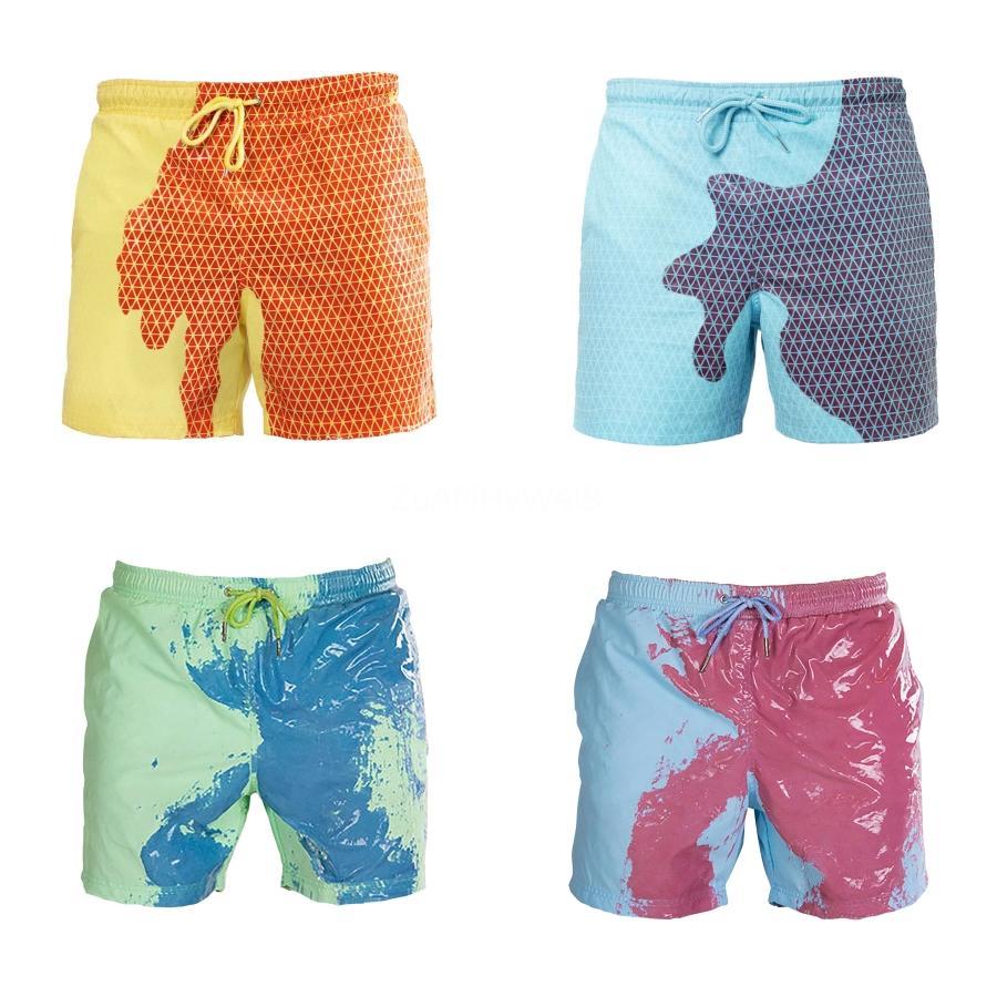 Taddlee العلامة التجارية رجل الرجال ملابس السباحة المايوه 2020 الدعاوى جديد منخفض الخصر رجال جذوع السباحة شاطئ الجيب المجلس الأمواج سراويل الرجال السباحة Y19072601 # 980