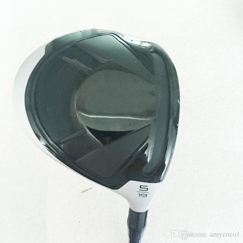 New Golf Fairway Wood 3/5wood Loft Golf Clubs TM4 3 Golf wood Graphite shaft and wood Clubs head Cover Free shipping