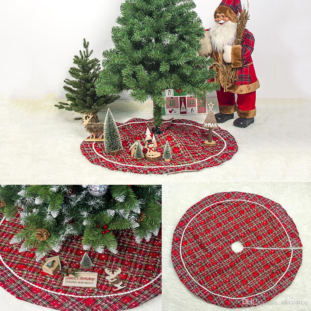 Falda del /Árbol De Navidad De Interior Al Aire Libre /Árboles De Navidad Adornos para Suministros Festiva De La Celebraci/ón De La Decoraci/ón De Vacaciones