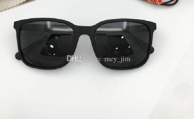 Marca de conducir McY Quality Gafas de sol Lente High Jim Polarized 756 Sunglasses Men Case Designer Womenless With Wuphi