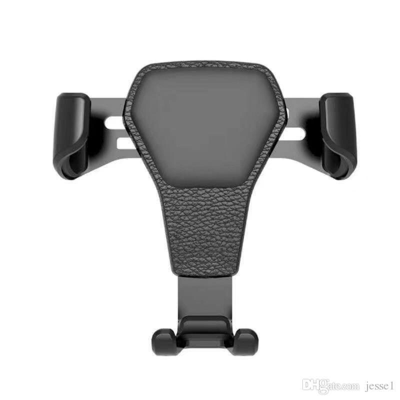 Car Phone Holder Para o telefone no carro Air Vent Mount Suporte Sem Suporte Celular Magnetic Universal Gravidade Smartphone celular Suporte